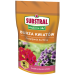 Nawóz do pelargonii i surfinii Burza Kwiatów Substral 200 g