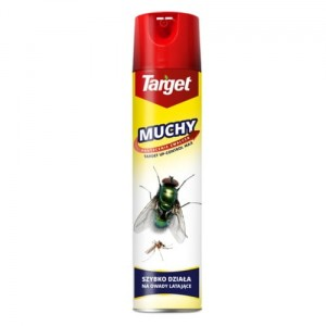 Na muchy Up-Control Max spray Target 300 ml