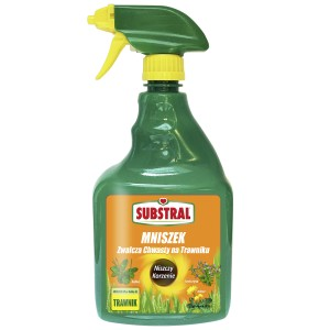 Spray na chwasty na trawniku Mniszek Ultra Hobby AL Substral 750 ml