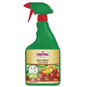 Spray na szkodniki naturalny Multi-Insekt Substral 750 ml